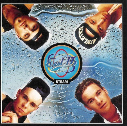 East 17, Let It Rain, Piano, Vocal & Guitar (Right-Hand Melody)