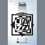 Download Ed Lojeski 'Charade - Guitar' Printable PDF 2-page score for Jazz / arranged Choir Instrumental Pak SKU: 321608.