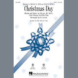 Download Ed Lojeski 'Christmas Day - Drums' Printable PDF 1-page score for Christmas / arranged Choir Instrumental Pak SKU: 337473.