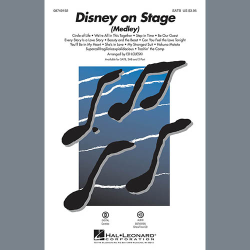 Easily Download Ed Lojeski Printable PDF piano music notes, guitar tabs for Choir Instrumental Pak. Transpose or transcribe this score in no time - Learn how to play song progression.
