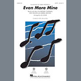 Download Ed Lojeski 'Even More Mine - Synthesizer (or Cello)' Printable PDF 2-page score for Pop / arranged Choir Instrumental Pak SKU: 360454.