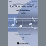 Download or print High School Musical 3 Just Wanna Be With You (arr. Ed Lojeski) Sheet Music Printable PDF 7-page score for Pop / arranged 2-Part Choir SKU: 68224.