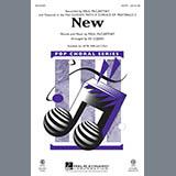 Download Ed Lojeski 'New - Baritone Sax' Printable PDF 1-page score for Pop / arranged Choir Instrumental Pak SKU: 327482.