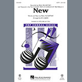 Download Ed Lojeski 'New - Trumpet 1' Printable PDF 1-page score for Pop / arranged Choir Instrumental Pak SKU: 327480.