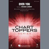 Download Ed Lojeski 'Over You - Guitar' Printable PDF 2-page score for Country / arranged Choir Instrumental Pak SKU: 325556.