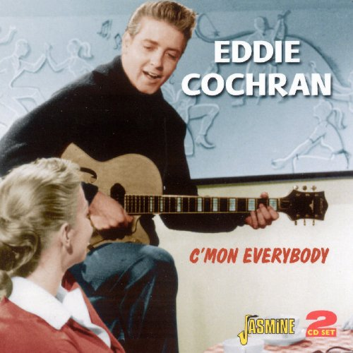 Easily Download Eddie Cochran Printable PDF piano music notes, guitar tabs for Piano, Vocal & Guitar (Right-Hand Melody). Transpose or transcribe this score in no time - Learn how to play song progression.