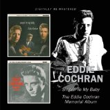 Download Eddie Cochran 'Completely Sweet' Printable PDF 3-page score for Rock / arranged Piano, Vocal & Guitar (Right-Hand Melody) SKU: 18514.