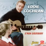 Download Eddie Cochran 'Drive-In Show' Printable PDF 3-page score for Rock / arranged Piano, Vocal & Guitar (Right-Hand Melody) SKU: 18515.