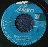 Download Eddie Cochran 'Summertime Blues' Printable PDF 2-page score for Rock / arranged Guitar Chords/Lyrics SKU: 40578.