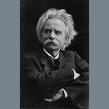 Download or print Edvard Grieg Butterfly (from 'Lyric Pieces Op. 43') Sheet Music Printable PDF 4-page score for Classical / arranged Piano Solo SKU: 119353.
