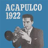 Download Eldon Allan 'Acapulco 1922' Printable PDF 3-page score for Standards / arranged Piano Solo SKU: 41274.
