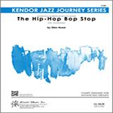 Download Ellen Rowe 'The Hip-Hop Bop Stop - 4th Trombone' Printable PDF 3-page score for Hip-Hop / arranged Jazz Ensemble SKU: 376322.