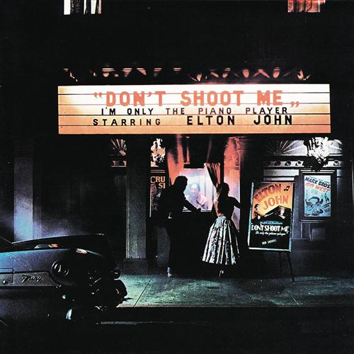Easily Download Elton John Printable PDF piano music notes, guitar tabs for Easy Guitar Tab. Transpose or transcribe this score in no time - Learn how to play song progression.
