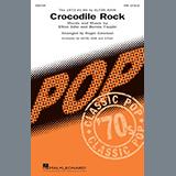 Download Elton John 'Crocodile Rock (arr. Roger Emerson)' Printable PDF 12-page score for Pop / arranged 2-Part Choir SKU: 444166.