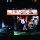 Download or print Elton John Daniel Sheet Music Printable PDF 4-page score for Rock / arranged Big Note Piano SKU: 158797.