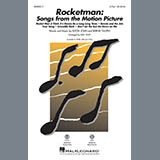 Download Elton John 'Rocketman: Songs from the Motion Picture (arr. Mac Huff)' Printable PDF 29-page score for Pop / arranged 2-Part Choir SKU: 427360.