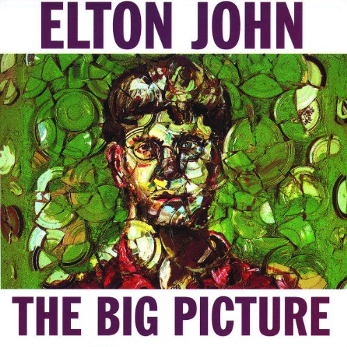 Elton John, Something About The Way You Look Tonight, Piano, Vocal & Guitar (Right-Hand Melody)