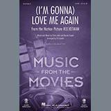 Download Elton John & Taron Egerton '(I'm Gonna) Love Me Again (from Rocketman) (arr. Ed Lojeski)' Printable PDF 13-page score for Pop / arranged 2-Part Choir SKU: 427651.