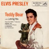 Download or print Elvis Presley (Let Me Be Your) Teddy Bear Sheet Music Printable PDF 2-page score for Pop / arranged Piano, Vocal & Guitar (Right-Hand Melody) SKU: 15843.