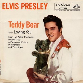 Elvis Presley, (Let Me Be Your) Teddy Bear, Piano Solo