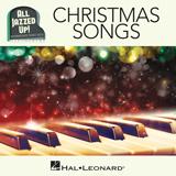Download Elvis Presley 'Blue Christmas [Jazz version]' Printable PDF 4-page score for Christmas / arranged Piano Solo SKU: 186977.