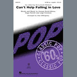 Download Elvis Presley 'Can't Help Falling In Love (arr. Alan Billingsley)' Printable PDF 14-page score for Pop / arranged SATB Choir SKU: 415716.