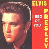 Download Elvis Presley 'I Beg Of You' Printable PDF 3-page score for Rock / arranged Piano, Vocal & Guitar (Right-Hand Melody) SKU: 118247.