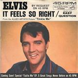 Download Elvis Presley 'It Feels So Right' Printable PDF 2-page score for Rock / arranged Piano, Vocal & Guitar (Right-Hand Melody) SKU: 121176.