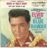 Download Elvis Presley 'Rock-A-Hula Baby' Printable PDF 2-page score for Rock / arranged Piano, Vocal & Guitar (Right-Hand Melody) SKU: 121144.
