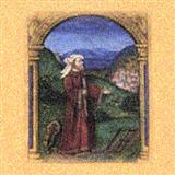 Download Elzear Genet 'Sederunt In Terra' Printable PDF 3-page score for Classical / arranged AAB Choir SKU: 121957.