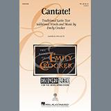 Download or print Emily Crocker Cantate! Sheet Music Printable PDF 10-page score for Latin / arranged TB Choir SKU: 428243.