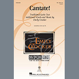 Download Emily Crocker 'Cantate!' Printable PDF 10-page score for Latin / arranged TB Choir SKU: 428243.