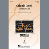 Download or print Emily Crocker Cripple Creek Sheet Music Printable PDF 7-page score for Concert / arranged TB Choir SKU: 97931.