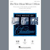 Download or print Emily Crocker Do You Hear What I Hear - Percussion 3 Sheet Music Printable PDF 1-page score for Christmas / arranged Choir Instrumental Pak SKU: 371049.