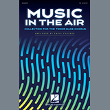 Download or print Emily Crocker Music In The Air (Collection for the Tenor-Bass Chorus) Sheet Music Printable PDF 39-page score for Folk / arranged TB Choir SKU: 475730.