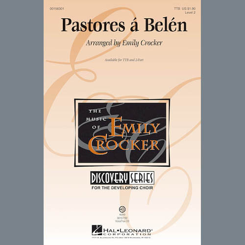 Easily Download Emily Crocker Printable PDF piano music notes, guitar tabs for TTB Choir. Transpose or transcribe this score in no time - Learn how to play song progression.