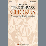 Download or print Emily Crocker Songs For Tenor-Bass Chorus (Collection) Sheet Music Printable PDF 38-page score for Classical / arranged TTB Choir SKU: 481279.