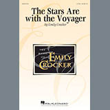 Download or print Emily Crocker The Stars Are With The Voyager Sheet Music Printable PDF 7-page score for Festival / arranged 2-Part Choir SKU: 182443.