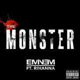 Download Eminem 'The Monster (feat. Rihanna)' Printable PDF 8-page score for Pop / arranged Piano, Vocal & Guitar (Right-Hand Melody) SKU: 152667.