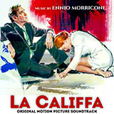 Download or print Ennio Morricone La Califfa Sheet Music Printable PDF 2-page score for Film/TV / arranged Piano Solo SKU: 159115.