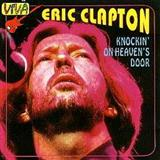 Download Eric Clapton 'Knockin' On Heaven's Door' Printable PDF 2-page score for Rock / arranged Mandolin Chords/Lyrics SKU: 158071.