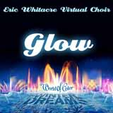 Download Eric Whitacre 'Glow' Printable PDF 7-page score for Pop / arranged SATB Choir SKU: 162369.