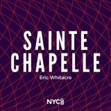 Download Eric Whitacre 'Sainte-Chapelle' Printable PDF 11-page score for Classical / arranged SATB Choir SKU: 120880.