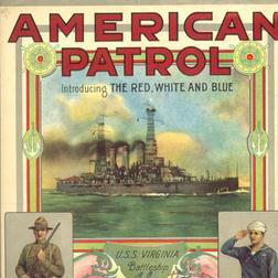 Download or print F.W. Meacham The American Patrol Sheet Music Printable PDF 2-page score for Collection / arranged E-Z Play Today SKU: 439514.