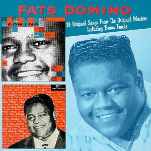 Fats Domino, Blueberry Hill, Piano, Vocal & Guitar (Right-Hand Melody)