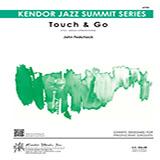 Download Fedchock 'Touch & Go - Alto Sax 1' Printable PDF 4-page score for Jazz / arranged Jazz Ensemble SKU: 324659.