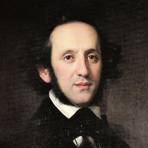 Easily Download Felix Mendelssohn Printable PDF piano music notes, guitar tabs for Piano Solo. Transpose or transcribe this score in no time - Learn how to play song progression.
