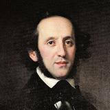 Download or print Felix Mendelssohn Sonata in B Flat Major, Op.106 Sheet Music Printable PDF 9-page score for Classical / arranged Piano Solo SKU: 28175.