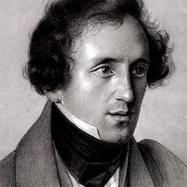 Download Felix Mendelssohn 'Symphony No.4 in A, 'The Italian', Op.90 (2nd Movement)' Printable PDF 3-page score for Classical / arranged Piano Solo SKU: 28186.