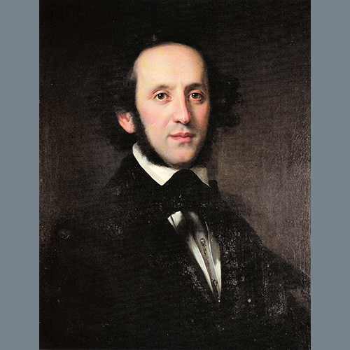 Easily Download Felix Mendelssohn Bartholdy Printable PDF piano music notes, guitar tabs for Woodwind Solo. Transpose or transcribe this score in no time - Learn how to play song progression.